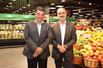 Antonio Pinieiro y Jorge Barboza