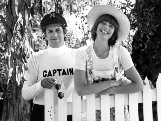 Muere el músico Daryl Dragon del dueto Captain and Tennille