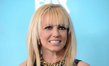 Britney Spears en 2021