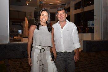 Verónica Alonso y Marcel Gerwer