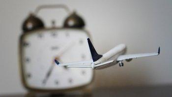 La puntualidad es cada vez más importante para las aerolíneas.