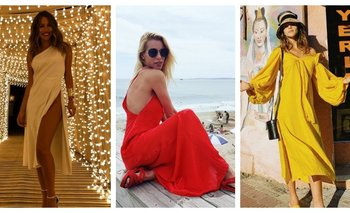 Pampita, Nicole Neumann y Calu Rivero, las tres más buscadas por las marcas