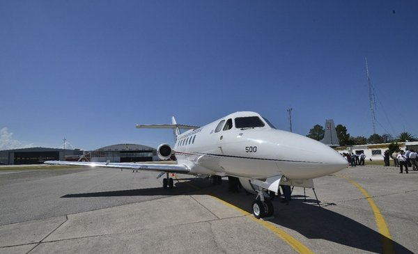 Avión presidencial se volverá a rematar y se habilita a que extranjeros puedan participar