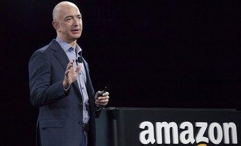 Jeff Bezos es el hombre más rico del mundo.