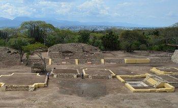 Los artefactos relacionados con la deidad fueron encontrados en el estado mexicano de Puebla