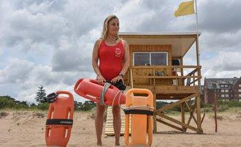 Victoria Estevez, una de las 23 profesionales de Maldonado