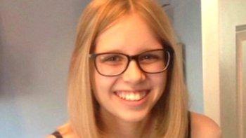 Ellie Long fue descrita en la corte como una joven inteligente que sacaba buenas notas y quería ser médico.