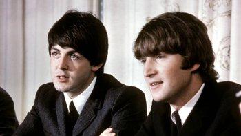 Paul McCartney y John Lennon discrepaban en cómo se había compuesto la famosa melodía de los Beatles