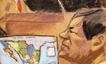 """Las grabaciones en las que supuestamente aparece la voz de """"El Chapo"""" hablan de drogas, violencia y sobornos."""