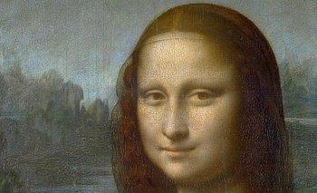 """La """"Mona Lisa"""", que se encuentra en el Museo del Louvre, es probablemente el cuadro más famoso del mundo."""