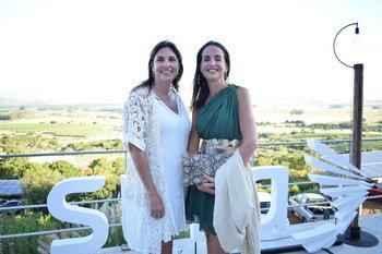 María josé Frontini y Valeria Sere