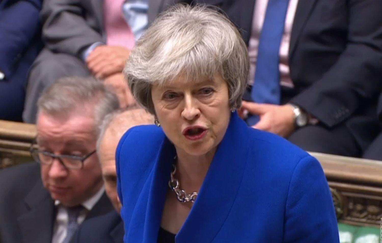 Parlamento británico rechazó el acuerdo del
