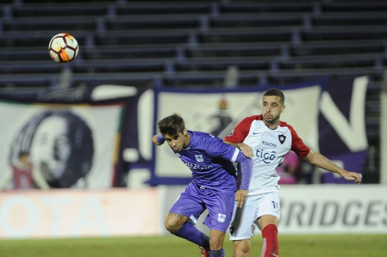 El gol de Topo Cáceres para el puntaje perfecto de Cerro Porteño