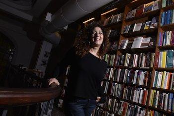 Marianella Morena, directora de Muñecas de piel