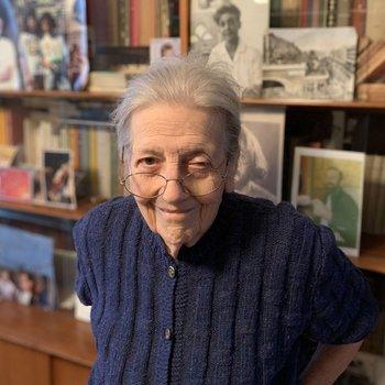 Josette Audin solo tenía pluma y papel para conseguir que Francia contara la verdad sobre lo que le pasó a su marido