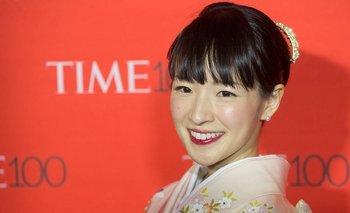 La japonesa Marie Kondo, de 34 años, se ha convertido en un fenómeno con su método para ordenar, llamado KonMari