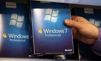 Windows 7 fue lanzado en julio de 2009 y sigue activo ene el 30% de las computadoras de todo el mundo