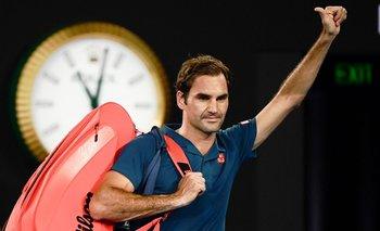 Roger Federer no podrá repetir en Australia el título de 2018