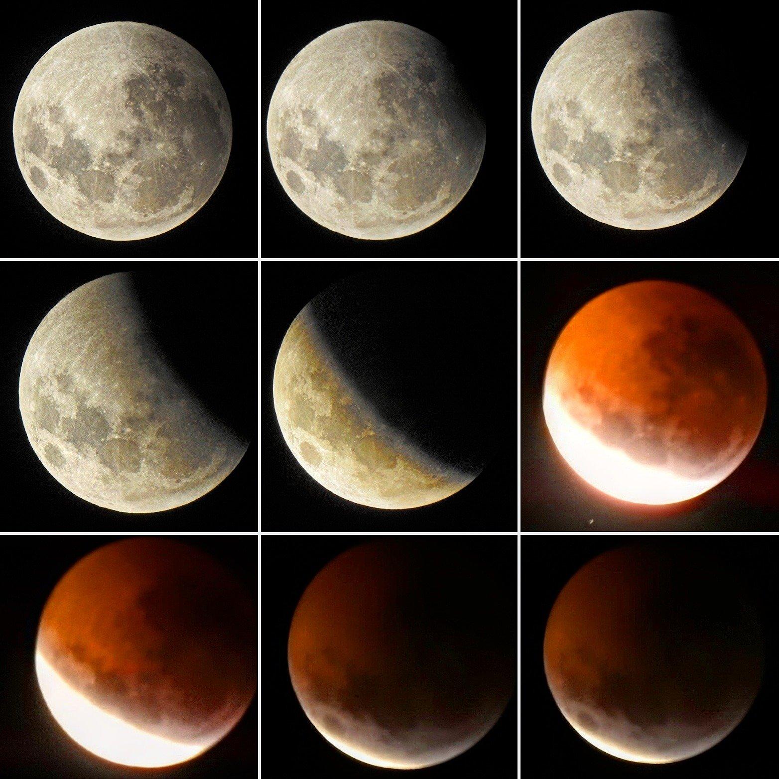 Superluna de sangre: Perú podrá avistar esta noche peculiar evento astronómico