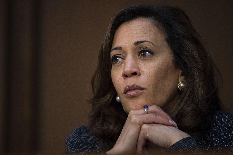 La demócrata Kamala Harris contenderá por la presidencia de EE.UU