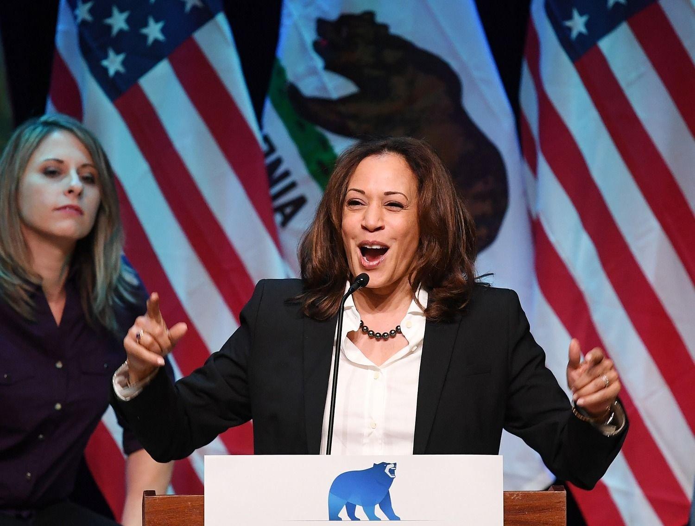 Senadora Kamala Harris se lanza por la presidencia de #EEUU