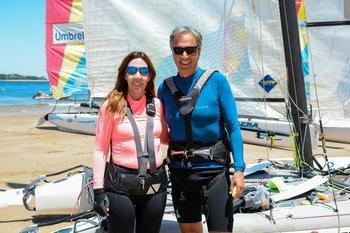 Victoria Pereira y Carlos Gonzalez