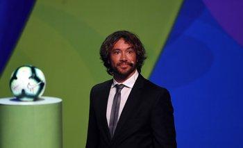 Diego Lugano siempre es referencia en Brasil