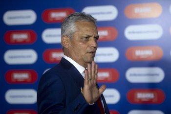Reinaldo Rueda, entrenador de Colombia