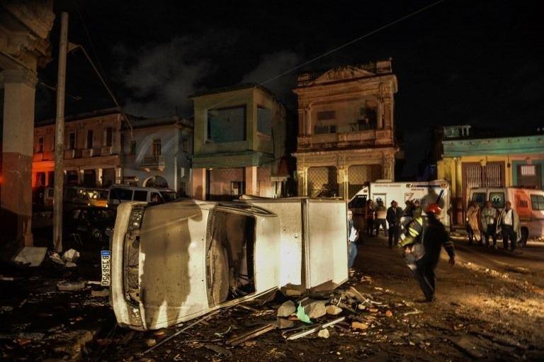 Tres muertos y 172 heridos en Cuba por un fuerte tornado