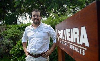Rodrigo Silveira, director de Silveira Negocios Rurales.
