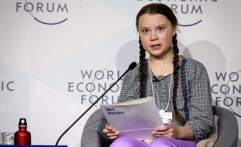 Greta Thunberg habló esta semana ante los principales líderes a nivel mundial.