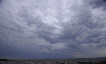 Se prevén tormentas y lluvias para este jueves