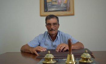 Tomas Garrido, presidente de la Comisión Nacional de Fomento Rural.