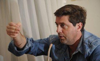 Ignacio Alonso, presidente de la AUF