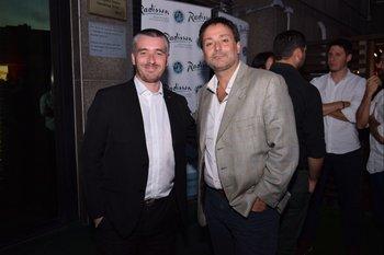 Martin Garcia y Juan Herrera