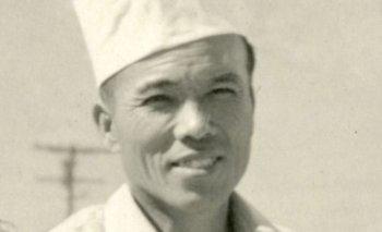 Giichi Matsumura y su familia estaban privados de su libertad en un campamento en Manzanar, California, durante la Segunda Guerra Mundial.