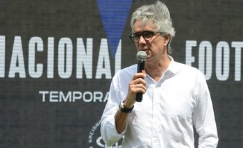 José Decurnex asumió la presidencia en diciembre de 2018