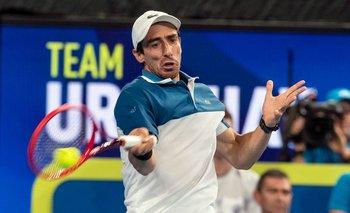 Pablo Cuevas confirmado por la ITF en Tokio
