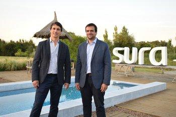 Gerardo Ameigenda y Javier Dominguez