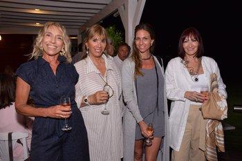 Adriana Caviglione, Monica Atucha, Candy Valls y Alejandra Nobrega