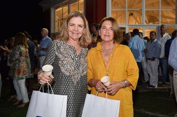 Rosa Romero y María Dolores Campo
