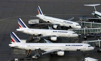 El sector de transporte aéreo representa alrededor del 3% de las emisiones europeas.