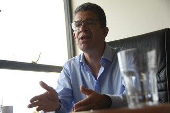 El economista Pablo Rosselli participó el miércoles de una conferencia organizada por Sura Inversiones. (Foto archivo)
