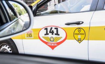 Las personas serán trasladadas en taxi