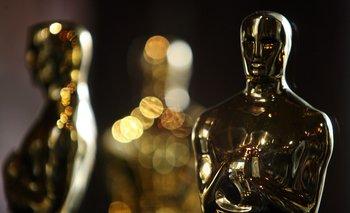 Los Oscar se entregarán en abril, en una ceremonia con dos locaciones