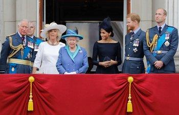 El príncipe Harry habló con su padre y su hermano tras varios meses de distancia