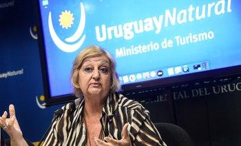 """La exministra de Turismo dijo que Cardoso pide investigadora para """"desviar la atención"""""""