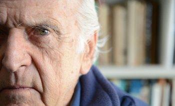 Rosencof rebusca en su memoria en La caja de zapatos, su nuevo libro