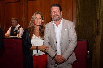 Carina Zerbino e Ignacio Curbelo