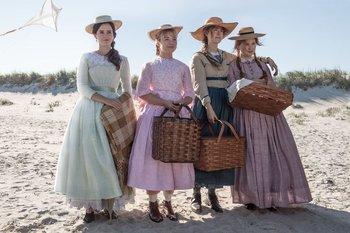 Mujercitas: Jaqueline Durran es la responsable del vestuario de esta adaptación; tiene siete nominaciones y un Oscar en su carrera, por Anna Karenina.